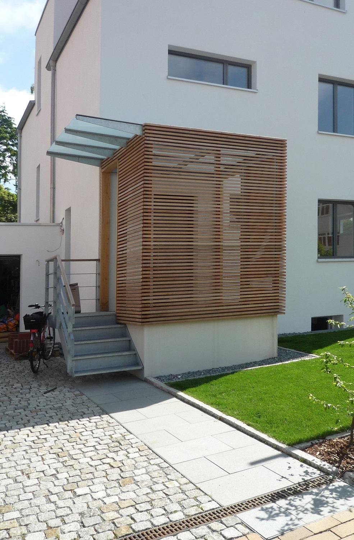 Umbau Siedlungshaus meyer steffens architekten und stadtplaner bda
